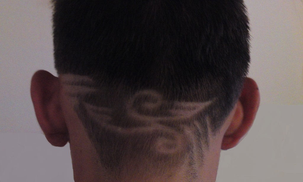 Hair Tattoo 2
